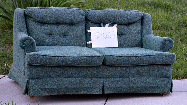 What To Do With Mattresses Furniture, How To Get Rid Of Old Sofa Bed