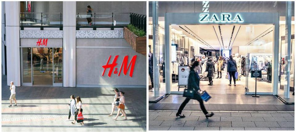 How Could Changing Consumer Trends Affect Fast-Fashion Leaders H&M And Zara?