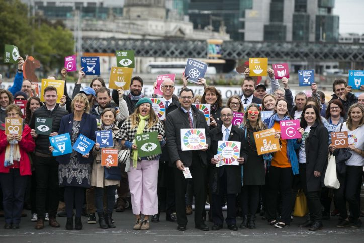Ireland ranks low for action on Sustainable Development Goals