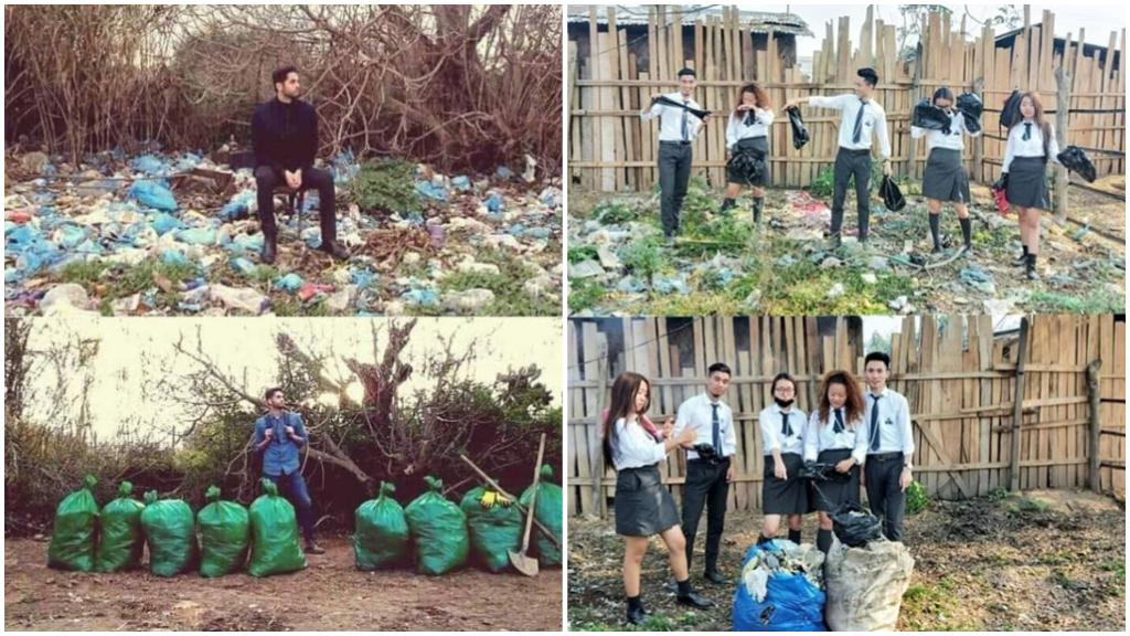 How the #Trashtag challenge got people all over the world picking up litter
