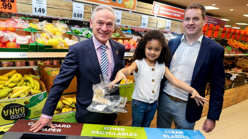 Lidl Ireland to offer customers recycling stations to cut waste bought in-store
