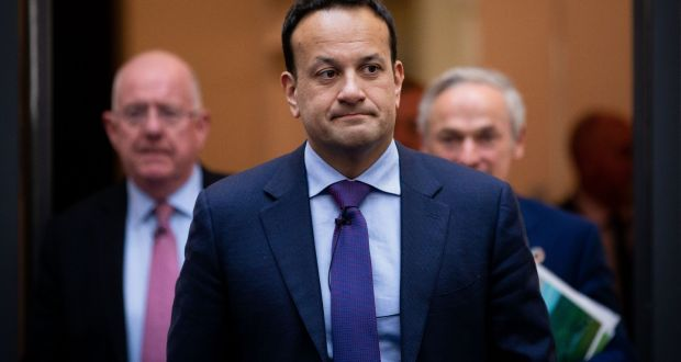 Real action must follow 'symbolic' climate declaration, says Varadkar