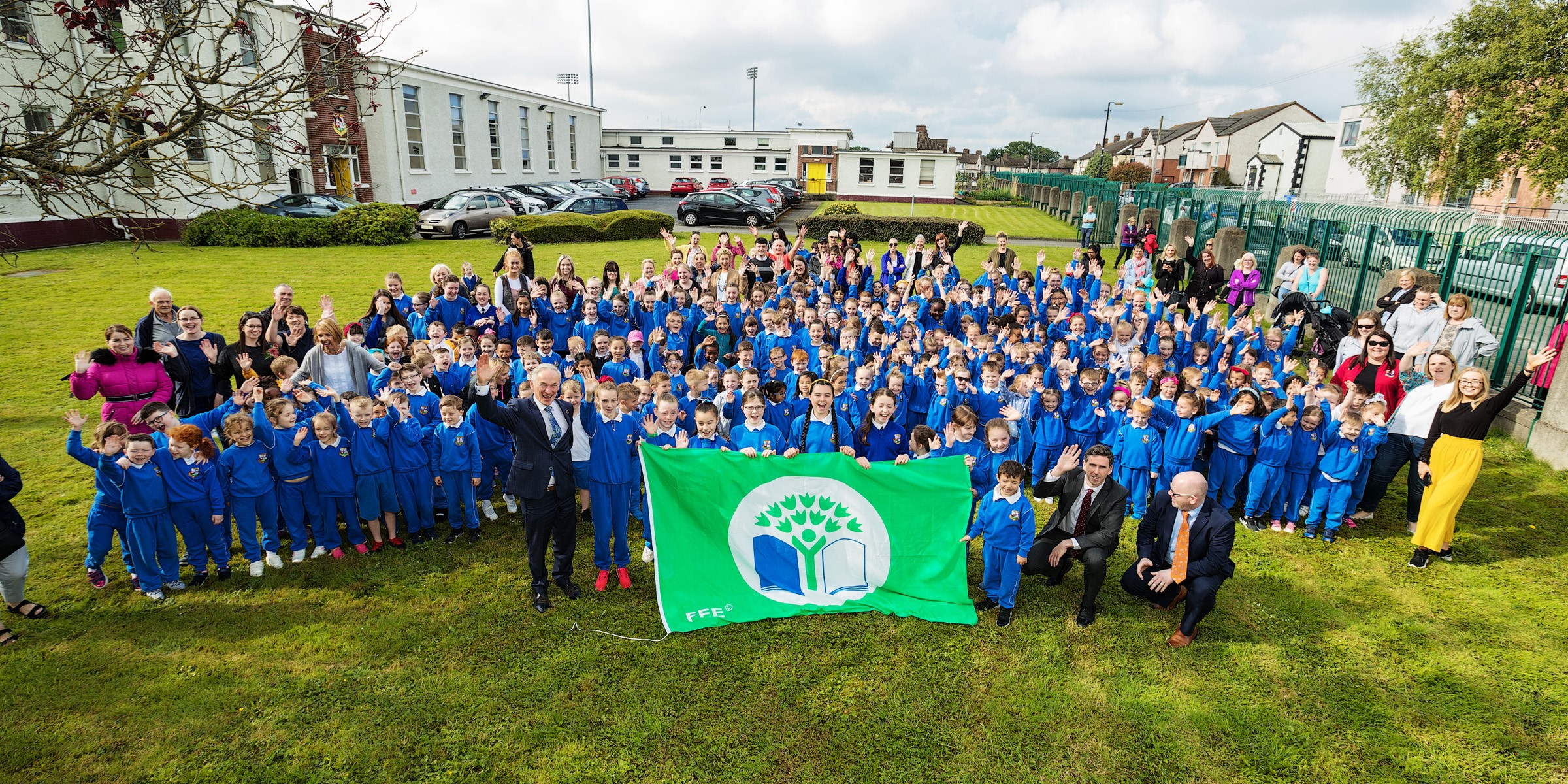 MyWaste.ie and Green-Schools Partnership Launched