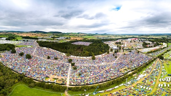 What are Irish festivals doing to be eco-conscious?