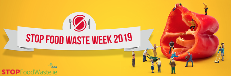 National Stop Food Waste Week runs from 12th-19th June