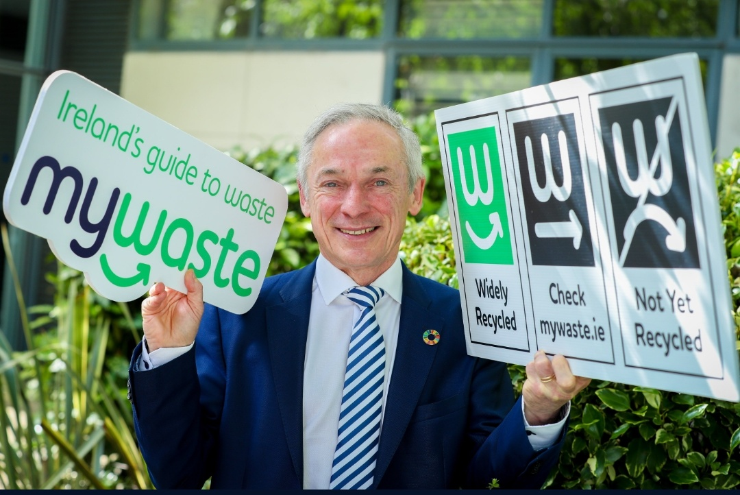 Minister Bruton Introduces New Labelling to Make Recycling Easier