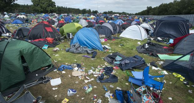 The first 'Irish Times' sustainability survey: festivals
