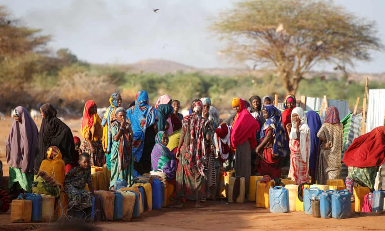 In Somalia, the climate emergency is already here. The world cannot ignore it