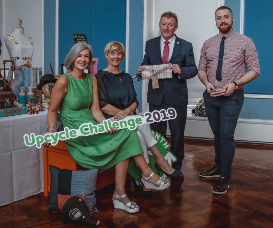 Ireland's Biggest Upcycle Challenge has been set for this October as part of National Reuse Month