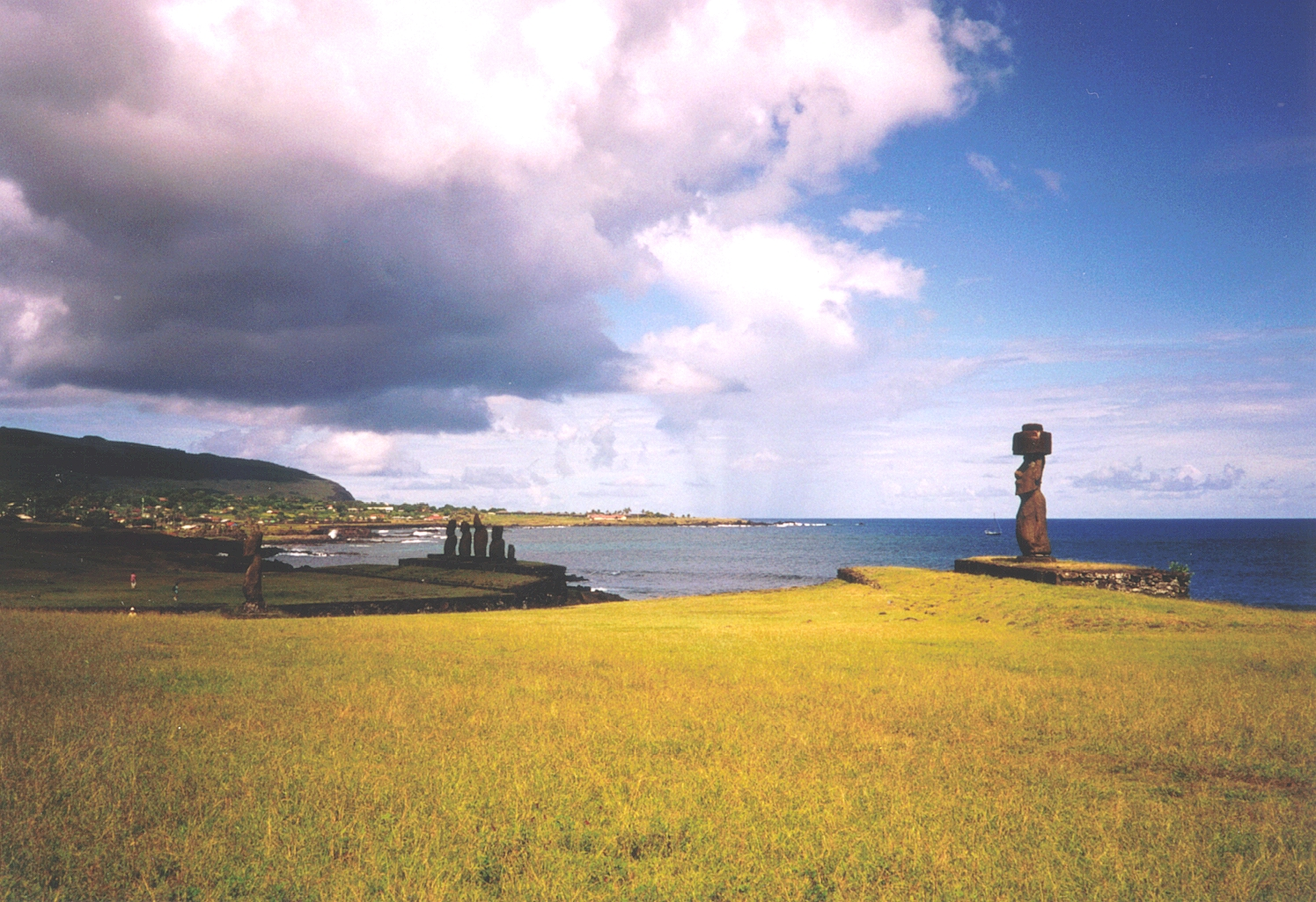 The Ecocide of Easter Island