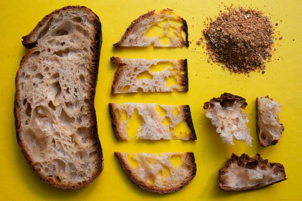 Why you should never throw away stale bread
