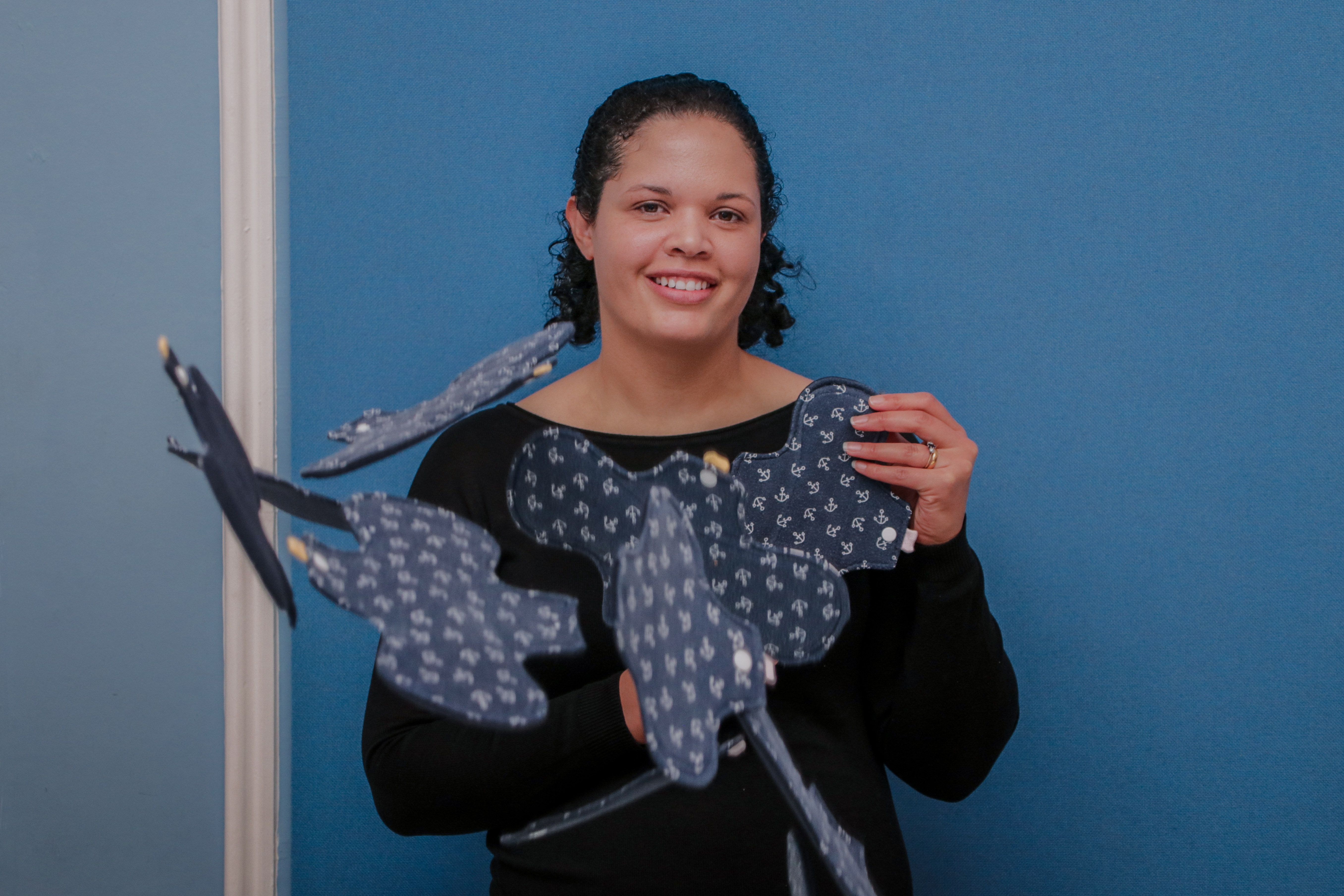 Cloth Sanitary Towels win Upcycle Challenge Public Vote