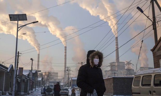 Coronavirus could cause fall in global CO2 emissions