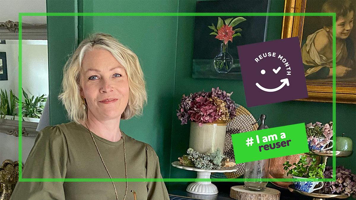 I am a reuser SarahTwigg Doyle