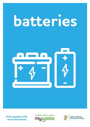 batteries labels