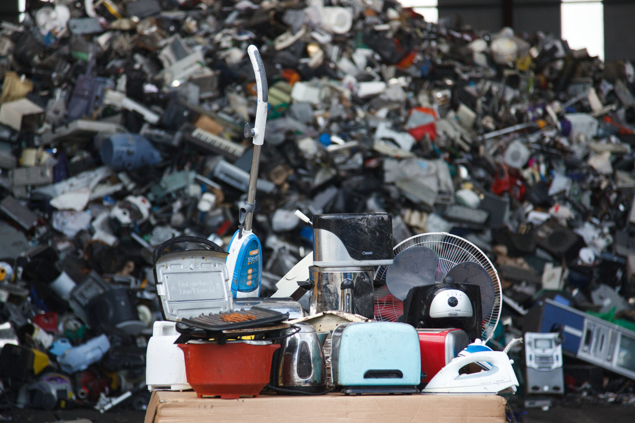Older generation leave young peers on scrap-heap over recycling
