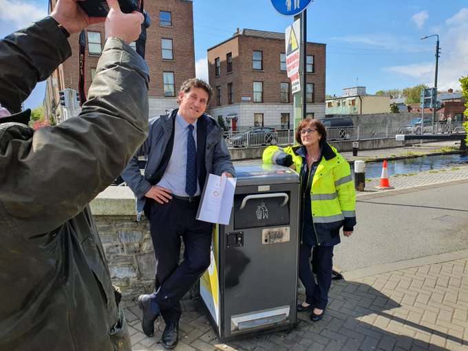 €5 million additional funding for litter prevention and cleaning as Ireland prepares for an outdoor summer